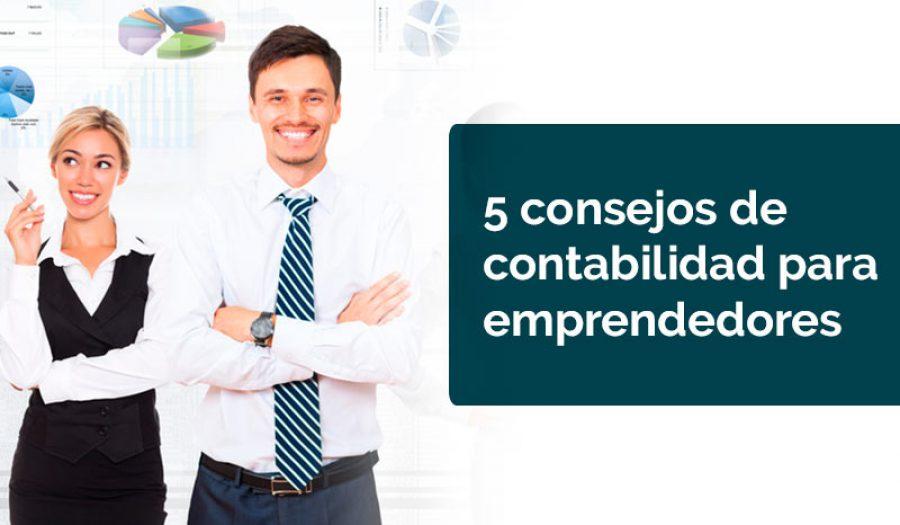 5 consejos de contabilidad para emprendedores
