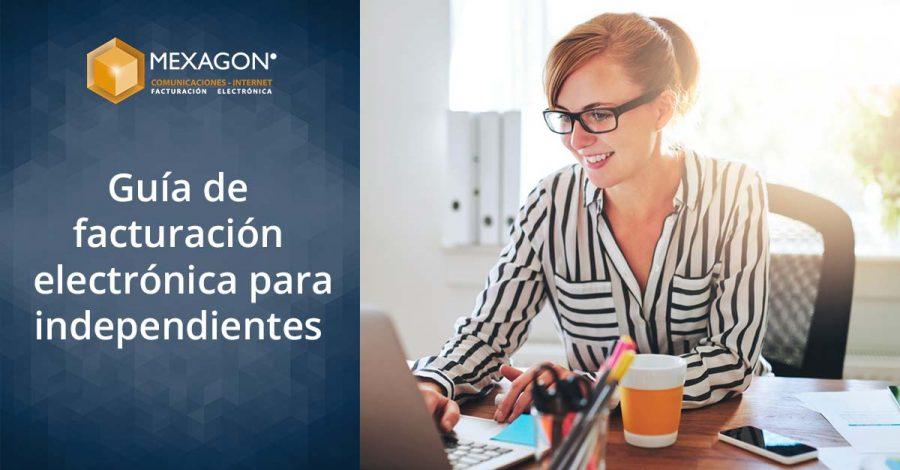 Guía de facturación electrónica para Independientes