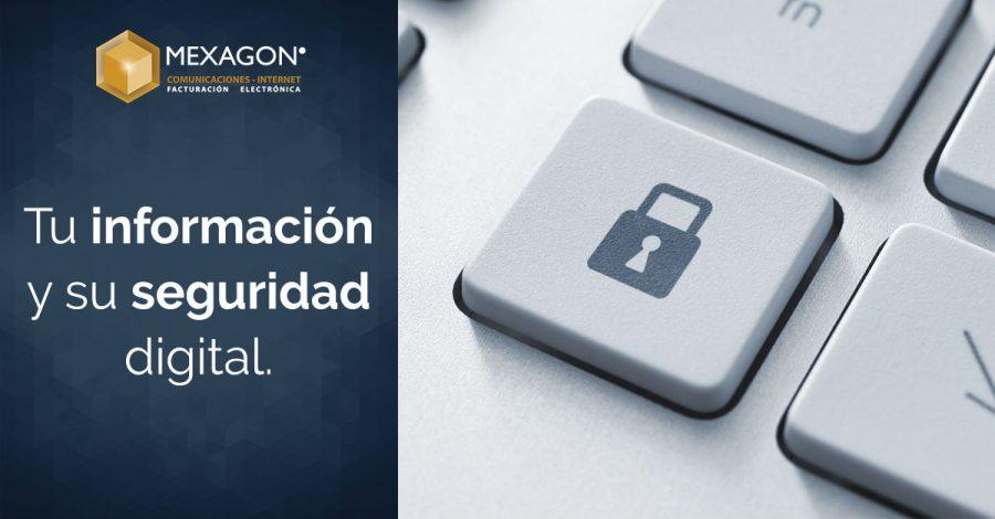 Tu información y su seguridad digital