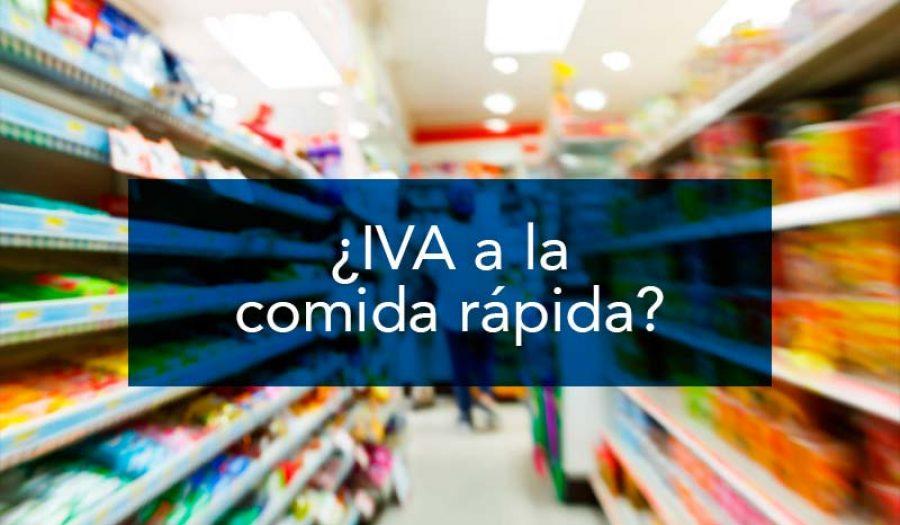 """Conoce la actualización del IVA en alimentos consumidos en tiendas """"de conveniencia"""""""