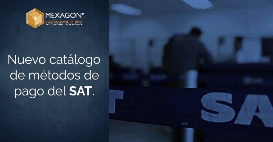 Lo que debes saber sobre el nuevo catálogo de métodos de pago del SAT